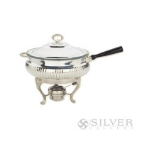 Reed and Barton Queen Anne Chafing Dish