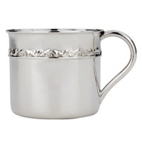 Reed and Barton Tara Sterling Silver Baby Cup