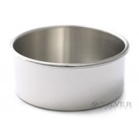 Pewter Wine Coaster - Tall