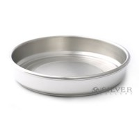Pewter Wine Coaster- Short