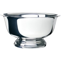 Salisbury Sterling Silver Revere Bowl 8 Inch