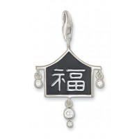 Chinese Character Charm - Luck