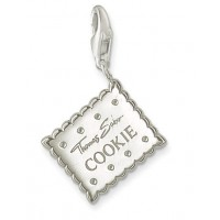 Cookie Charm - Sterling Silver
