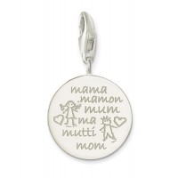 Mama Charm - Sterling Silver