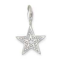 Glitter Star Charm