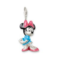 Minnie Mouse Disney Charm
