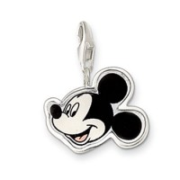 Mickey Mouse Disney Charm