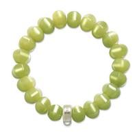 Lemon Jasper Charm Bracelet - 17.5 CM