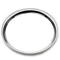 "Empire Round Sterling Silver Presentation Tray - 11"""