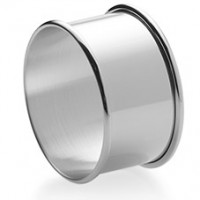 Empire Pewter Plain Napkin Ring