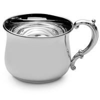 Empire Pewter Pot Belly Baby Cup