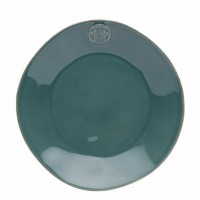 Casafina Forum Dinner Plate - Prussian Blue - Available from Silver Gallery