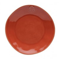Casafina Forum Dinner Plate - Cognac - Available from Silver Gallery