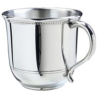 Salisbury Images Pewter Baby Cup