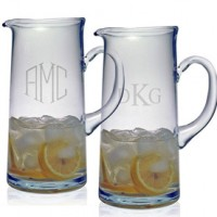 Tankard Pitcher - Monogram