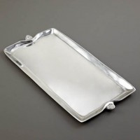 Lunares Carino Rectangular Tray - Large