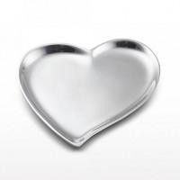 Nima Oberoi Lunares Cupid's Heart Dish - Silver
