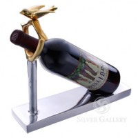 Lunares Paloma Wine Bottle Stand