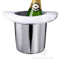 Lunares Top Hat Champagne Ice Bucket