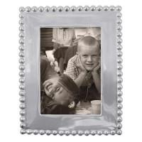 Mariposa Pearled Edge Frame - 5 x 7