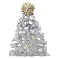 Mariposa Christmas Tree & Star Candle/Wine Bottle Holder