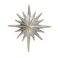 Mariposa Gilded Star Napkin Weight
