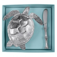Mariposa Sea Turtle Sauce Dish Set