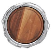 Mariposa Life Ring Round Platter
