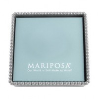 Mariposa Beaded Cocktail Napkin Holder