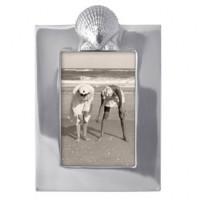 Mariposa Scallop Shell Frame - 4 x 6