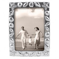 Mariposa Shell Bordered Frame - 5 x 7