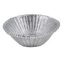 Mariposa Basketweave Woven Bowl - Small