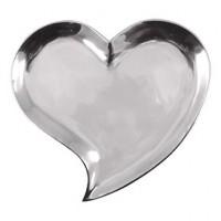 Mariposa Heart Platter