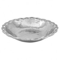 Mariposa Filigree Serving Bowl