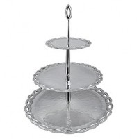 Mariposa Filigree 3-Tiered Server
