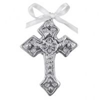 Mariposa Cross Ornament