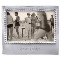 Mariposa Statement Frame 4 x 6 - Beach Days