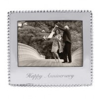 Mariposa Statement Frame 5 x 7 - Happy Anniversary