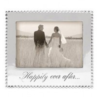 Mariposa Happily Ever After Picture Frame - 5 x 7