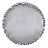 Mariposa String of Pearls Engravable Trivet