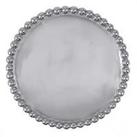 Mariposa String of Pearls Engravable Trivet