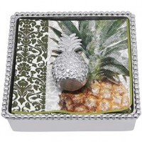 Mariposa Pineapple Napkin Box