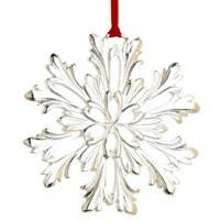 Reed & Barton Snowflake Ornament 2013 - 1st Edition