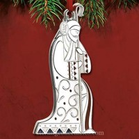 Reed & Barton Nativity Series Ornament 2015 - Joseph, 5th Edition - Available from SilverGallery.com
