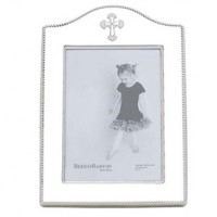 Reed & Barton Abbey Cross Picture Frame - 5 x 7