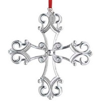 Reed & Barton 2014 Classical Cross Ornament - 3nd Edition