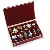 Reed & Barton 12 Days of Christmas Ornaments - Boxed Set