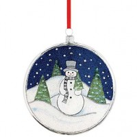 Reed & Barton Mr. Snowman Ornament