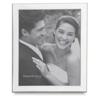 Reed & Barton Narrow Border Picture Frame - 8 x 10