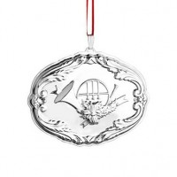 Francis I Songs of Christmas Ornament 2015 - The First Noel